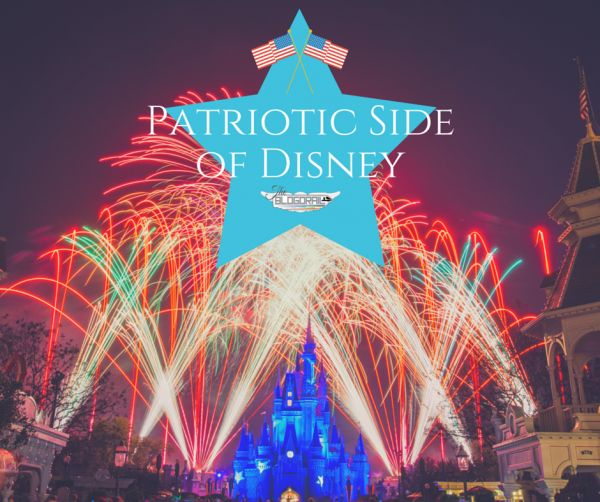 july 4th in disneyland