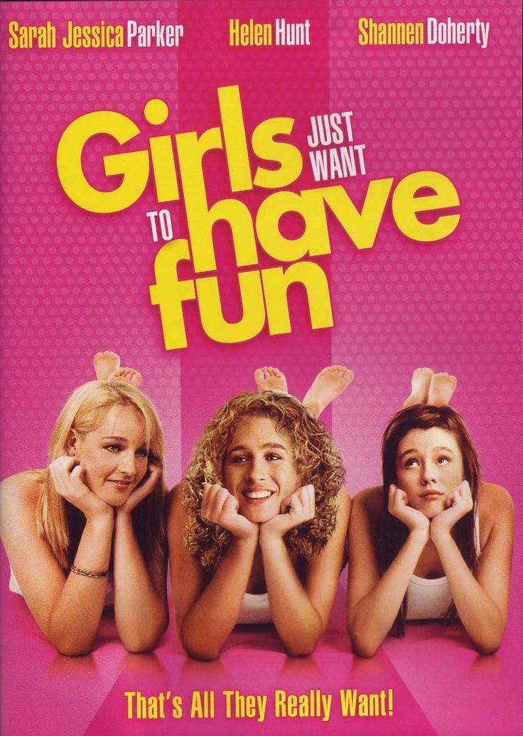 I've no idea what this movie is...but is the bad photo shop job on purpose? Is the premise of the movie that they swap heads with teenage girls when HH & SJP clearly aren't teenagers?