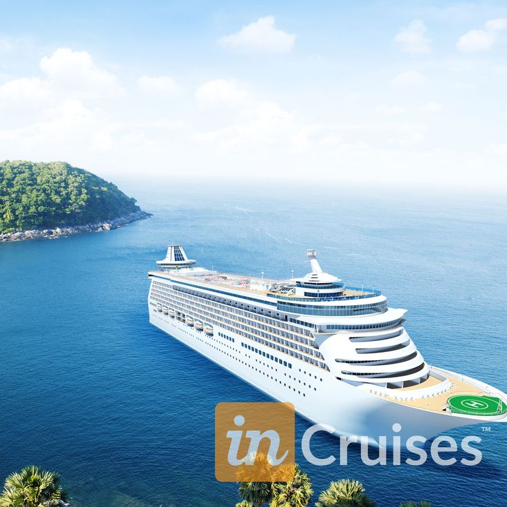 Cruise to exotic destinations