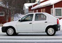 Dacia Logan hatchback