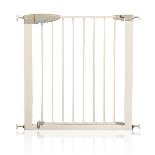 Lindam - Barrera de seguridad con puerta