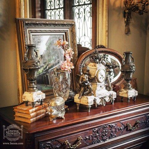 Antique Store Online ~ Belle Brocante ~ European Antiques. www.inessa.com #antique #store #furniture