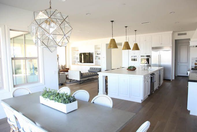 BECKI OWENS- Taking a look at some favorite kitchens from 2016. Visit http://beckiowens.com to see them all:heart:.