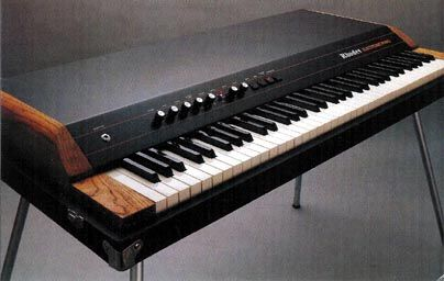 Rhodes Electronic Piano