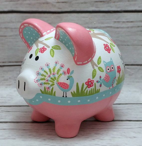 Best 25 Piggy Banks Ideas On Pinterest Diy Piggy Bank