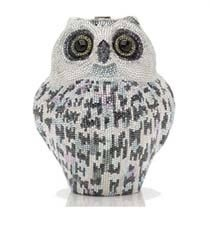 Snowy Owl MinaudièreOwls Clutches, Animal Clutches, Bags Amazing Judith, Snowy Owls, Beads Clutches, Clutches Bags, Owls Minaudière, Clutches Purses, Judith Leiber