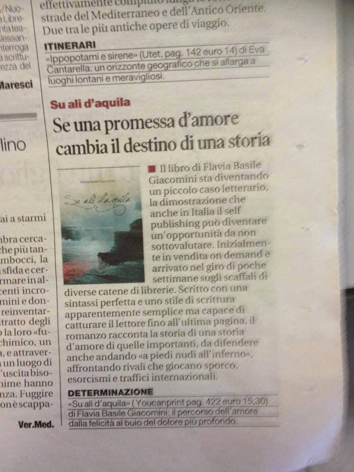 Il Tempo 28/5/2014
