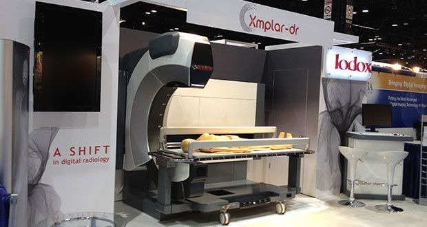 #Medical World first X-ray system that takes a full-body scan in 13 seconds - Read more ...