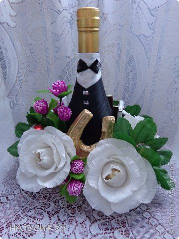 Свит-дизайн День рождения Бумагопластика Московский озорной гуляка            Бумага гофрированная фото 1
