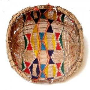 Cesto Kuño – pesca- Xingu (imagem ilustrativa)