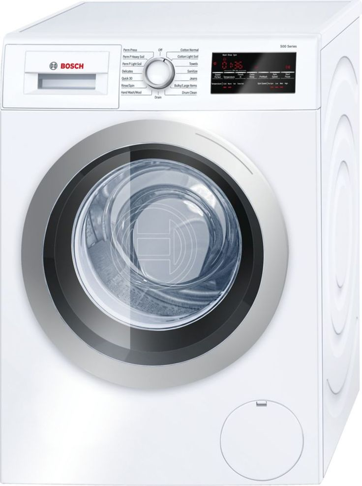 2.2 cu.ft. High-Efficiency Stackable Front-Load Washer in White/Silver