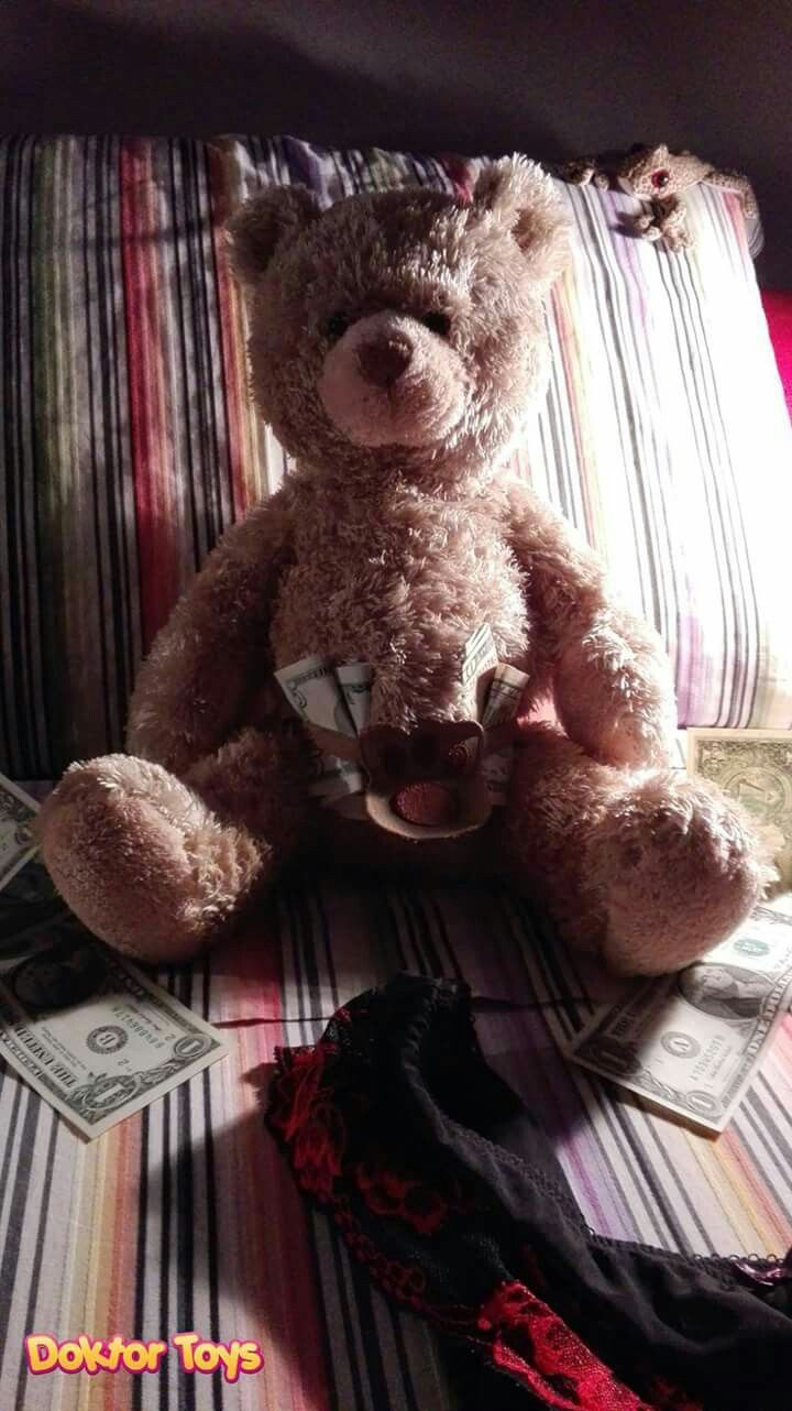 Hotty Teddy by DoktorToys
