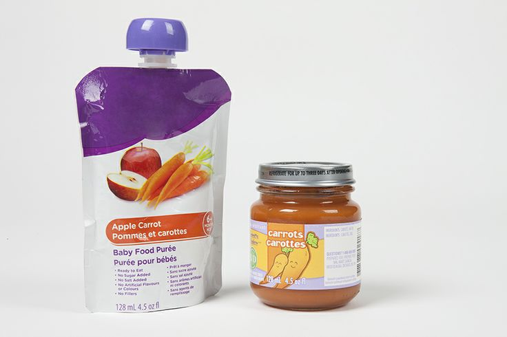 BABY FOOD Carry-on: Yes (no restrictions when travelling with an infant <2 yrs) Checked: Yes