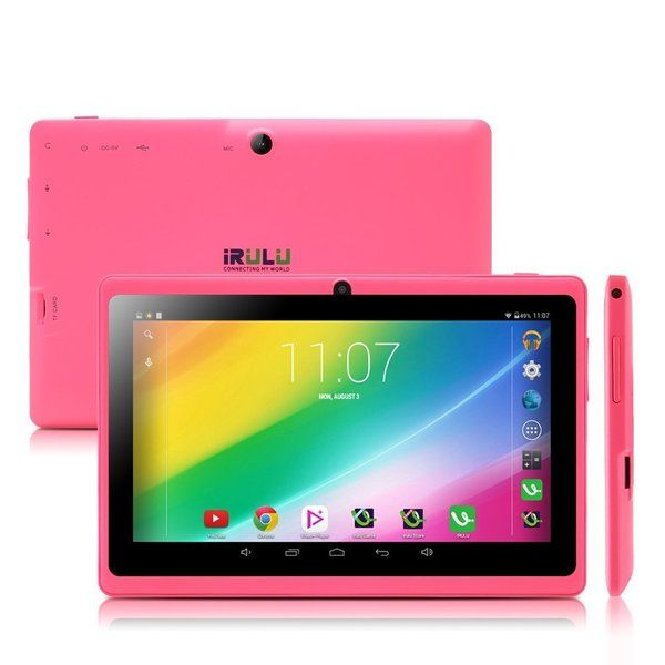"iRULU 7"" Tablet (5 colors to choose)"