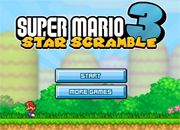 Super Mario 3 Star Scramble