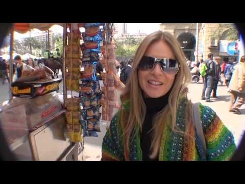 Este es un video de las compras en Chile.