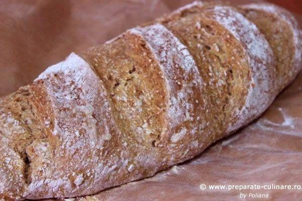 Multi grain bread (oat meals, quinoa, sunflower seeds). No knead.
