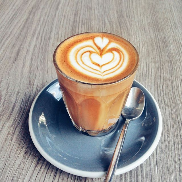 This Is A Cup Of Piccolo Latte At A Cafe In Singapore They Made It Very Similar To A Cortado In Spain Which Is The Perfect Siz Latte Piccolo Coffee Latte