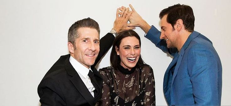 Leland Orser, Michelle Forbes and Richard Armitage