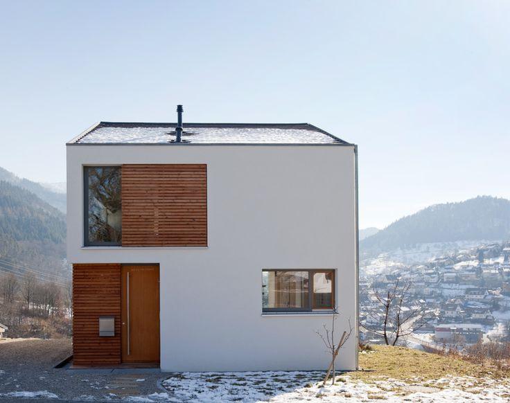 228 best Häuser images on Pinterest Architecture, Container - fassadenfarben fur hauser