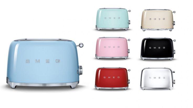 Smeg 50s Style Toaster