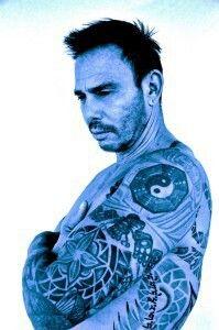 Raoul trujillo...love his tattoos!