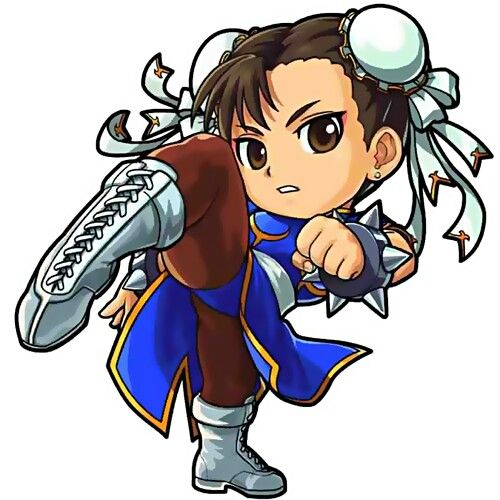 Chun li by mr. Shoryuken