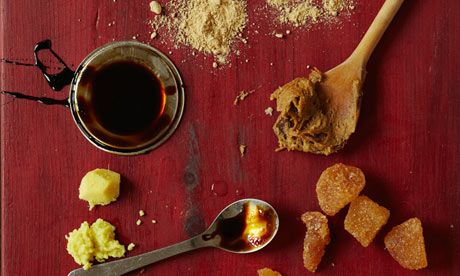 The 10 best ginger recipes (in The Guardian, photo by Yuki Sugiura)