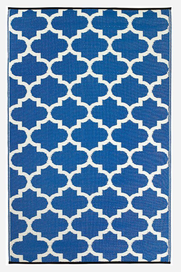 Outdoor Rug - Marrakech Blue