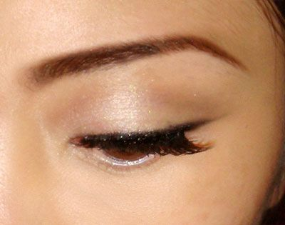 Love the clean look with great liner!