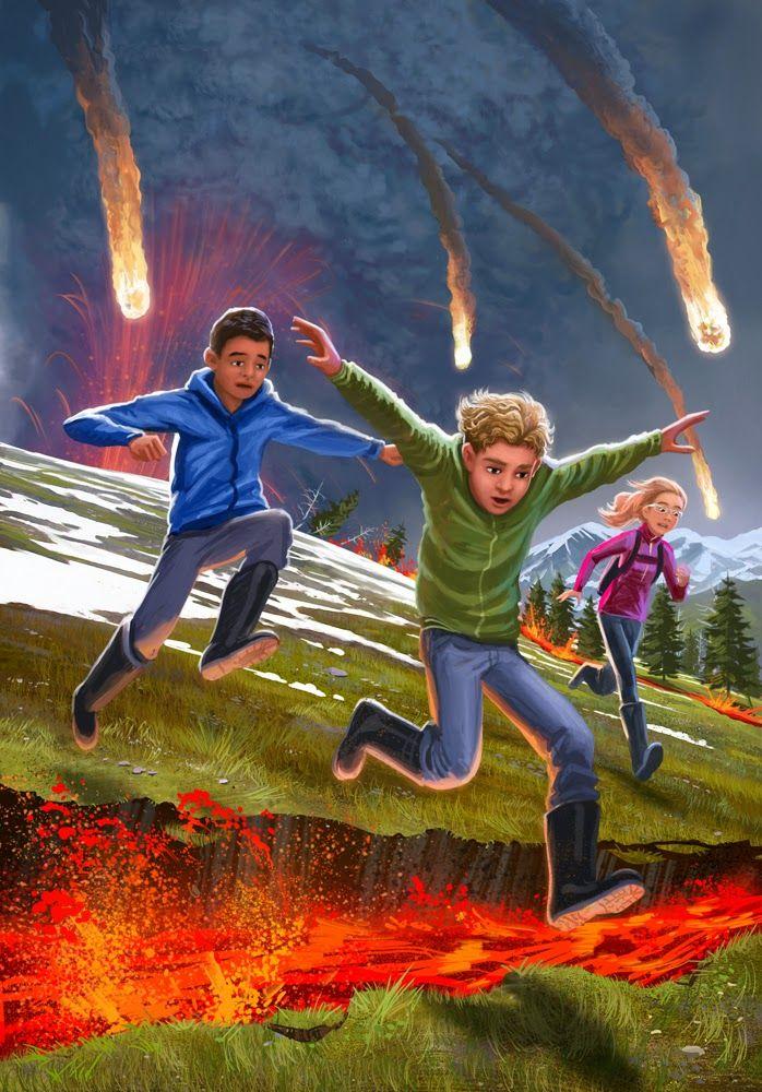 Erwin Madrid Blog Disaster Strikes 4 Volcano Blast