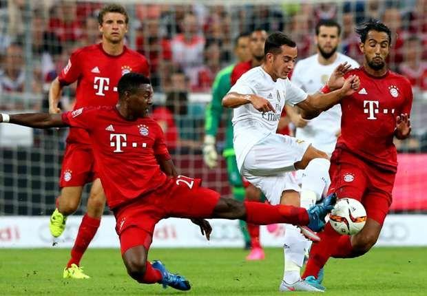 MANDIRI88 AGEN JUDI ION CASINO TERBESAR & SABUNG AYAM TERPERCAYA ~ Bayern Munich 1-0 Real Madrid