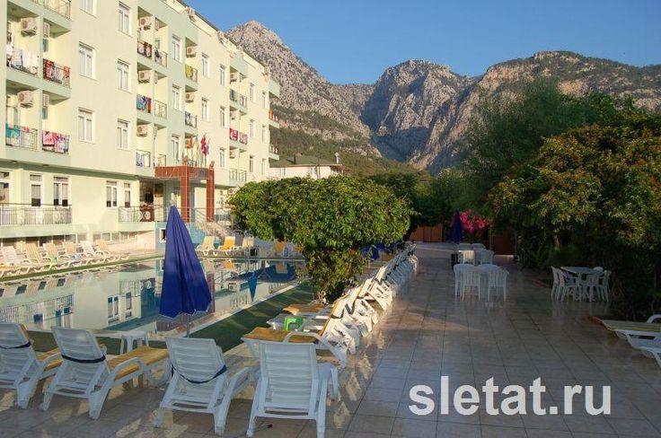 Отель Gonul Palace 3**, Турция