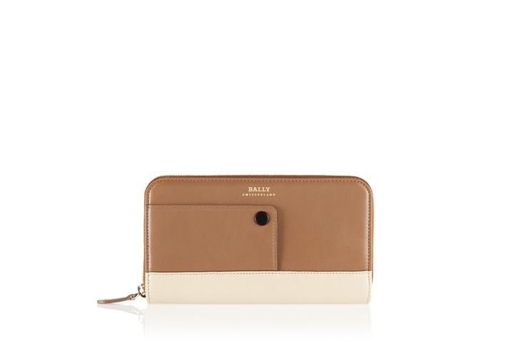 Wallet Women - Accessories Women on Bally Online Store #BallySuitcaseStory