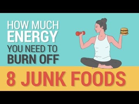 How much exercise it takes to burn off junk food including Big Macs, fries and chocolate | Health News | Lifestyle | The Independent