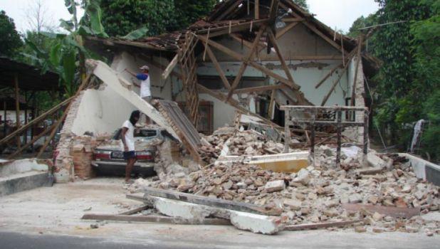 Gempa 4,7 SR Terdeteksi di Cilacap dan Terasa Sampai Jogja