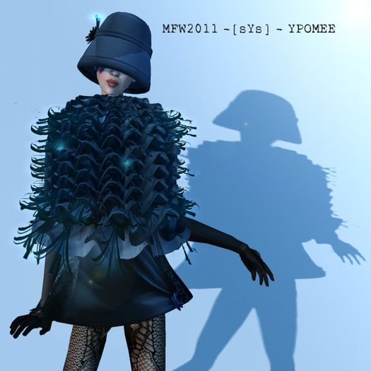 [sYs] YPOMEE - avant garde outfit
