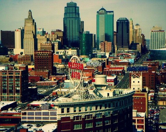 Kansas City-- I lived here as a young child, but something inside keeps saying 'return'... hmmmm....