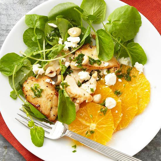 Easy and fresh dinner recipes