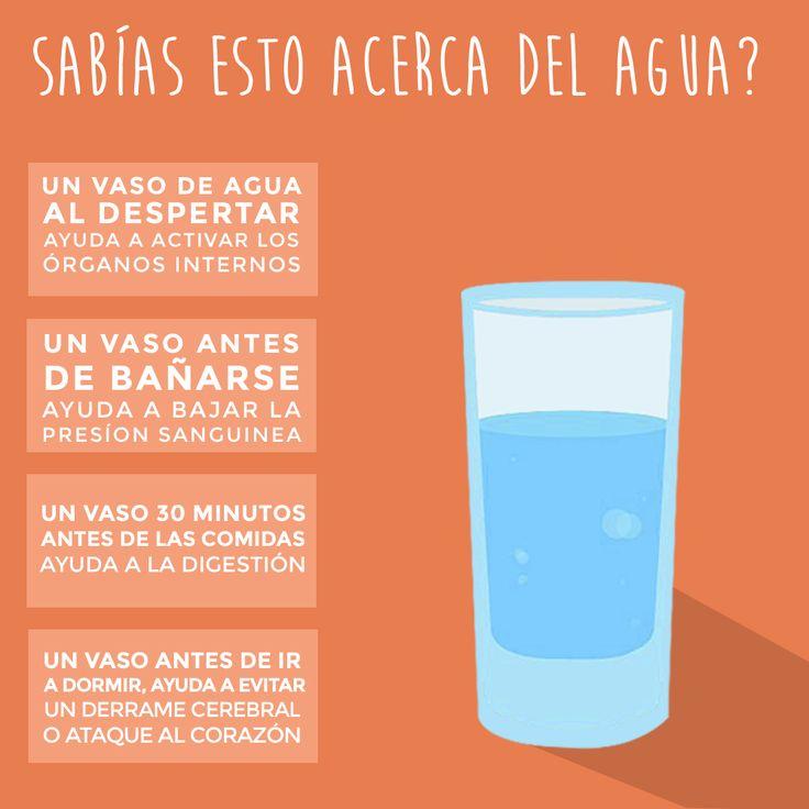 #Agua #beneficios