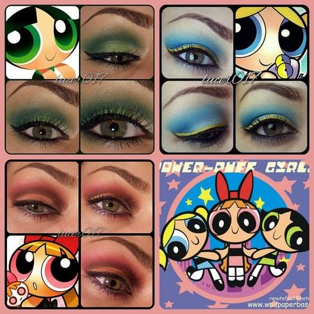 Power-Puff Girls https://www.makeupbee.com/look.php?look_id=84446