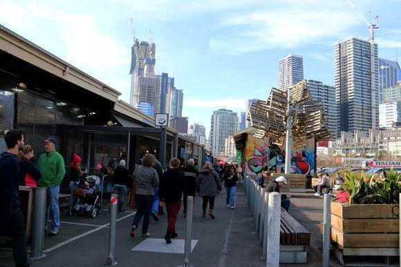 Queen Victoria Markets - Melbourne, Australia