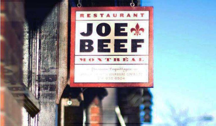 yep, it was good...  :)   Joe Beef - Liverpool House, 2491-2501 Rue Notre-Dame West, Montréal (514) 935-6504