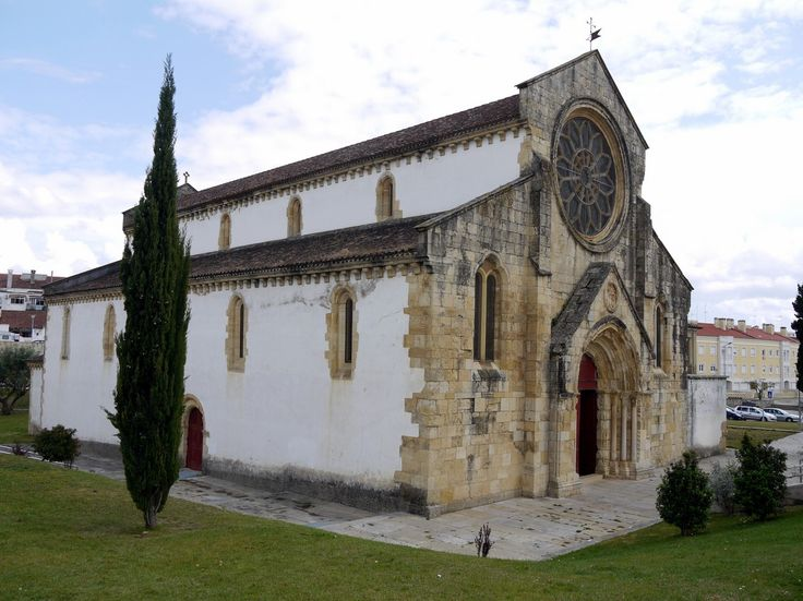 #Tomar #ChurchOfSantaMariaDoOlival #KnightsTemplar #Templári