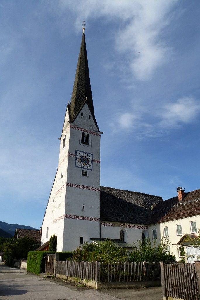 Good Bildergebnis f r alte katholische kirche garmisch St Martin