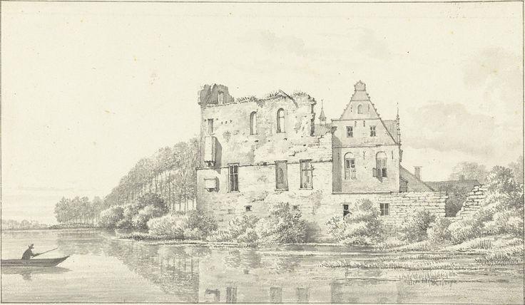 Titel   Ruïne van Burg Altena te Schüttorf, graafschap Bentheim | Lamberts…