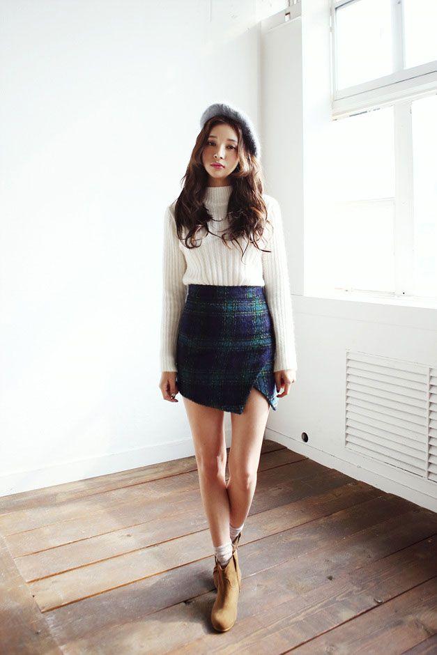 Korean Fashion Ulzzang Ulzzang Fashion Cute Girl Cute Outfit Seoul Style Asian