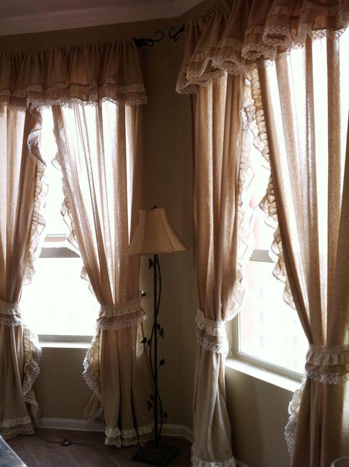 Страна шторы. чистого хлопка кружевные занавески для гостиной, занавес комплект, принадлежащий категории Шторы и относящийся к Для дома и сада на сайте AliExpress.com | Alibaba Group