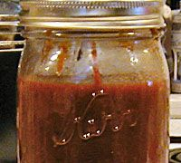 Lapsang Souchong Barbeque Sauce