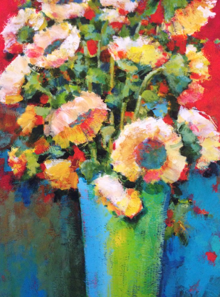 Join us for Whet Your Palette at Thomasville Center for the Arts! www.thomasvillearts.org Acrylic Flowers with Cindy Inman • 7/17/14